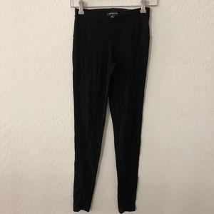 Trouve Black leggings L121